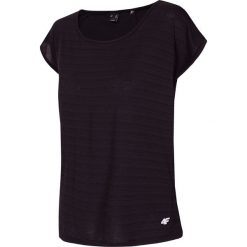 T-shirty damskie: T-shirt damski TSD216 – czarny