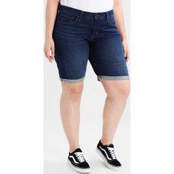 Bermudy damskie: Levi's® Plus PL SHAPING BERMUDA Szorty jeansowe lost blues plus