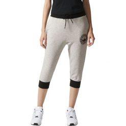 Adidas Spodnie damskie 3/4 Trackpant szare r. M (AJ7657). Szare spodnie sportowe damskie marki Adidas, m. Za 123,16 zł.