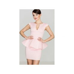 Sukienki: Sukienka K273 Róż