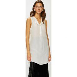 Vila - Sukienka. Szare sukienki mini marki Vila, na co dzień, m, z poliesteru, casualowe, z krótkim rękawem, proste. W wyprzedaży za 59,90 zł.
