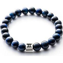 Bransoletki damskie: Bransoletka Gemini Classic Dark Blue C16-G