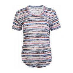 Pepe Jeans T-Shirt Damski Cova S Wielo Barwny. Szare t-shirty damskie marki Pepe Jeans, s, z jeansu. W wyprzedaży za 149,00 zł.