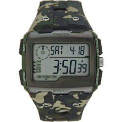 Timex EXPEDITION GRID SHOCK Zegarek chronograficzny black. Zielone zegarki męskie Timex. Za 419,00 zł.