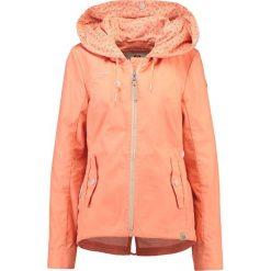Odzież damska: Ragwear MONICA Parka peach