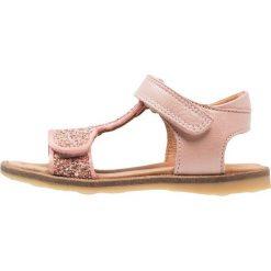Sandały chłopięce: Bisgaard Sandały roseglitter