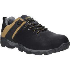 Czarne buty trekkingowe Casu MXC9968. Czarne buty trekkingowe męskie Casu. Za 99,99 zł.