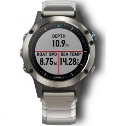 ZEGAREK GARMIN Quatix 5 Sapphire. Niebieskie zegarki męskie Garmin. Za 3650,00 zł.
