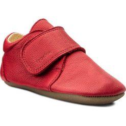 Półbuty FRODDO - G1130005-6A Red. Czerwone półbuty męskie Froddo, ze skóry, na rzepy. W wyprzedaży za 159,00 zł.