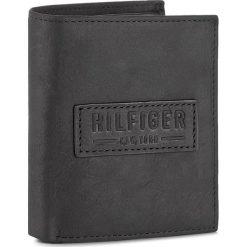 Portfele męskie: Mały Portfel Męski TOMMY HILFIGER – Hilfiger Deboss N/S Trifold AM0AM02709 002