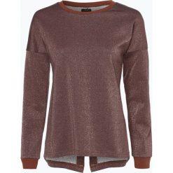 Bluzy rozpinane damskie: ONLY - Damska bluza nierozpinana, złoty