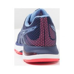 ASICS GELPULSE 10 Obuwie do biegania treningowe blue print/blue print. Niebieskie buty do biegania damskie Asics, z materiału. Za 419,00 zł.