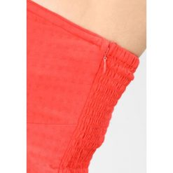 Kombinezony damskie: MINKPINK SAY IT RIGHT STRAPLESS  Kombinezon coral