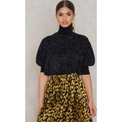 Swetry oversize damskie: By Malene Birger Sweter Anwerpa - Black
