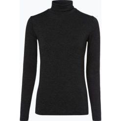 T-shirty damskie: Weekend MaxMara - Damska koszulka z długim rękawem, szary