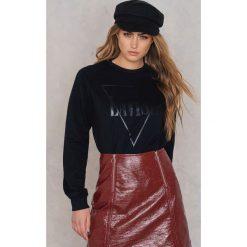 Bluzy damskie: Gestuz Bluza Lava – Black