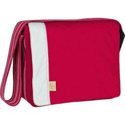 """Torebki klasyczne damskie: Torba """"Casual Messenger Bag"""" w kolorze fuksji na akcesoria do przewijania – 36,5 x 31,5 x 14 cm"""