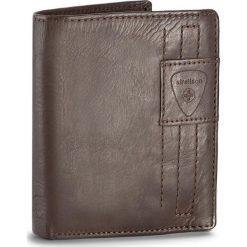Duży Portfel Męski STRELLSON - Upminster 4010001929 Dark Brown 702. Brązowe portfele męskie marki Strellson, ze skóry. W wyprzedaży za 179,00 zł.