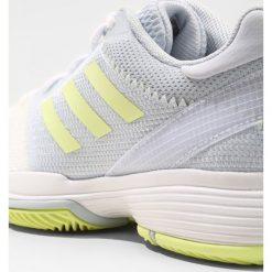 Buty sportowe damskie: adidas Performance BARRICADE CLUB Obuwie multicourt aerblue/sefrye/white