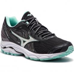Buty MIZUNO - Wave Inspire 14 J1GD184403  Czarny. Niebieskie buty do biegania damskie marki Salomon, z gore-texu, na sznurówki, gore-tex. W wyprzedaży za 399,00 zł.