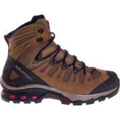 Buty trekkingowe damskie: Salomon Buty damskie Quest 4D 3 GTX W Teak/Tibetan Red r. 39 1/3 (402458)