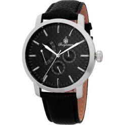 """Zegarki męskie: Zegarek """"Adelaide"""" w kolorze czarno-srebrnym"""