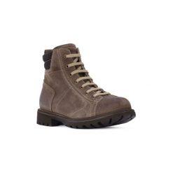 Buty Dziecko Nero Giardini  NERO GIARDINI  VELOUR OIL TALPA. Brązowe buty sportowe chłopięce marki Nero Giardini. Za 410,15 zł.