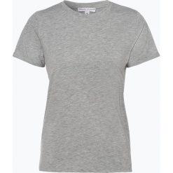 Odzież damska: Marie Lund - T-shirt damski, szary