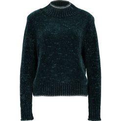 Swetry klasyczne damskie: Betty & Co Sweter teal