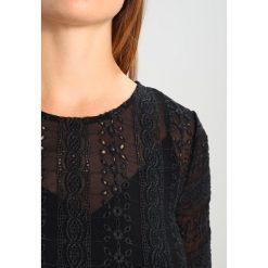 Bluzki asymetryczne: AllSaints DAKOTA  Bluzka black