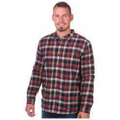 Globe Koszula Męska Camden Shirt M Wielokolorowy. Brązowe koszule męskie marki FORCLAZ, m, z materiału, z długim rękawem. W wyprzedaży za 202,00 zł.
