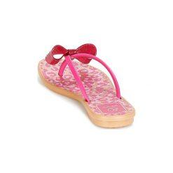 Japonki Dziecko  Grendha  PARADISO THONG KIDS. Czerwone klapki dziewczęce marki Grendha. Za 79,20 zł.