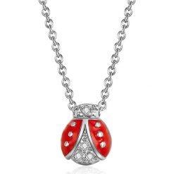 """Naszyjniki damskie: Naszyjnik """"Tropical Delight Ladybug"""" – dł. 35 cm"""