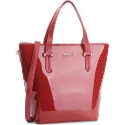 Torebka MONNARI - BAG9920-005 Red. Czerwone torebki klasyczne damskie marki Monnari, ze skóry ekologicznej. W wyprzedaży za 199,00 zł.