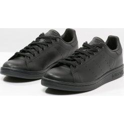 Adidas Originals STAN SMITH Tenisówki i Trampki core black. Czarne tenisówki męskie adidas Originals, z materiału. Za 349,00 zł.