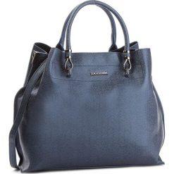 Torebka MONNARI - BAGB210-013 Navy. Niebieskie torebki klasyczne damskie marki Monnari, ze skóry ekologicznej. W wyprzedaży za 199,00 zł.