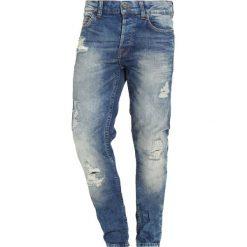 Only & Sons ONSLOOM Jeansy Slim Fit medium blue. Niebieskie jeansy męskie marki Only & Sons. W wyprzedaży za 161,85 zł.