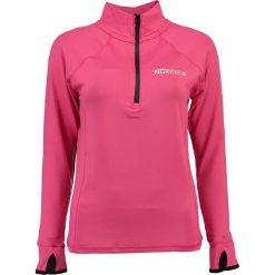 """Koszulka """"Jasarde"""" w kolorze różowym. Czerwone t-shirty damskie marki Geographical Norway Women & Kids, l, z dekoltem na plecach. W wyprzedaży za 65,95 zł."""