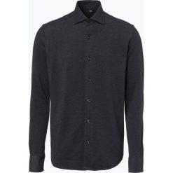 Finshley & Harding - Koszula męska – Black Label, szary. Czarne koszule męskie marki Finshley & Harding, w kratkę. Za 69,95 zł.