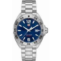 ZEGAREK TAG HEUER FORMULA 1 WAZ1118.BA0875. Czarne zegarki męskie marki KALENJI, ze stali. Za 5190,00 zł.