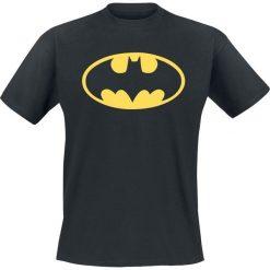 T-shirty męskie z nadrukiem: Batman Logo T-Shirt czarny