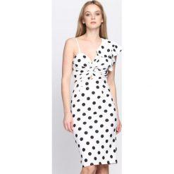 Sukienki: Biała Sukienka Million Coin