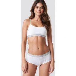 Calvin Klein Bokserki One Cotton - White. Białe bokserki damskie Calvin Klein, w paski. Za 113,00 zł.
