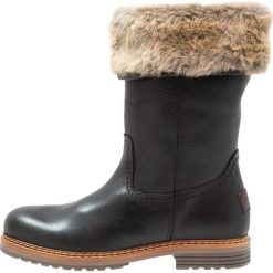 Buty zimowe damskie: Bullboxer Śniegowce black