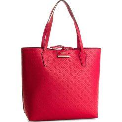 Torebka GUESS - HWEM64 22250  RRD. Niebieskie torebki klasyczne damskie marki Guess, z materiału. Za 649,00 zł.