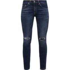 Rag & bone Jeans Skinny Fit vashon. Niebieskie rurki damskie rag & bone. W wyprzedaży za 521,95 zł.