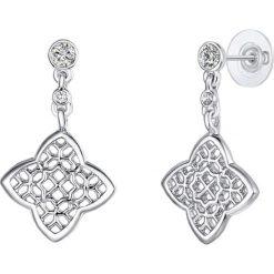 Kolczyki damskie: Kolczyki z kryształkami Swarovski