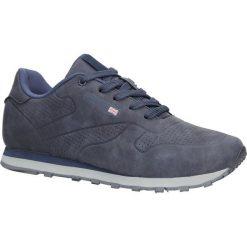 Granatowe buty sportowe sznurowane Casu MXC7565. Szare halówki męskie Casu, na sznurówki. Za 78,99 zł.