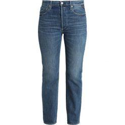 Replay ALEXYS PANTS Jeansy Relaxed Fit blue denim. Niebieskie jeansy damskie relaxed fit marki Replay. Za 559,00 zł.