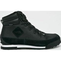 The North Face - Buty Berekeley. Czarne buty trekkingowe męskie The North Face, z gumy, na sznurówki, outdoorowe. Za 599,90 zł.